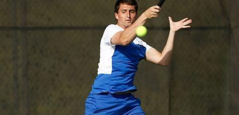 Men's tennis looks for progress