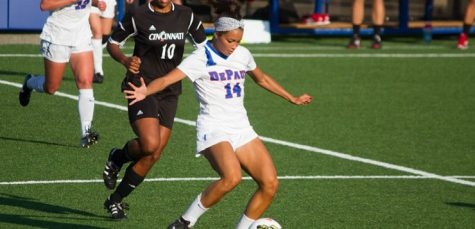 Women's soccer senior defender Sarah Gorden drafted by Chicago Red Stars