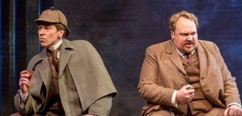 DePaul professor stars in 'Sherlock Holmes' play