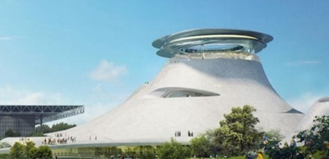 Galactic negotiations: Chicago battles West Coast cities for rights to Lucas Museum