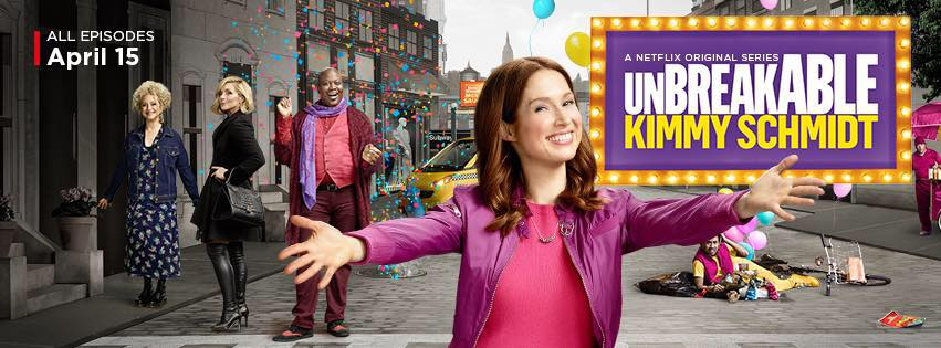 (Photo courtesy of UNBREAKABLE KIMMY SCHMIDT OFFICAL FACEBOOK PAGE)
