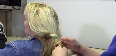 Video: What happens when sports editors try to braid hair