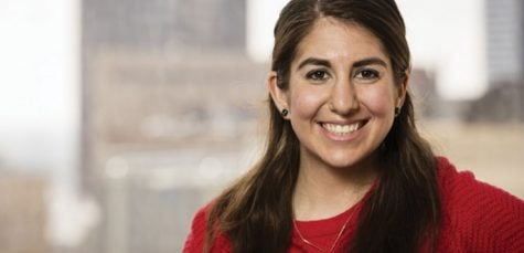 DePaul welcomes Hannah Retzkin, the new sexual and relationship violence prevention specialist