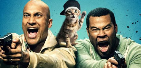 "Key and Peele talk ""Keanu"" among feline friends"