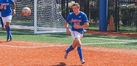 DePaul men's soccer defeat Albany 3-0 in home opener