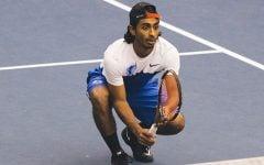 Men's tennis dispatches of Xavier