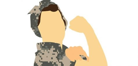 Combating sexism: Women and the military draft