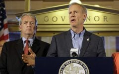 Illinois lawmakers, governor OK stopgap spending deal