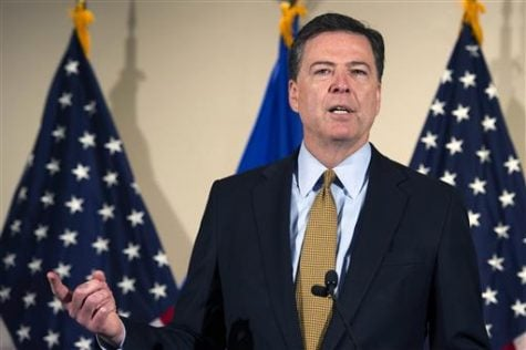 FBI says it won't recommend charges in Clinton email matter