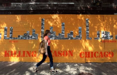 Chicago set to surpass 2015 murder rate