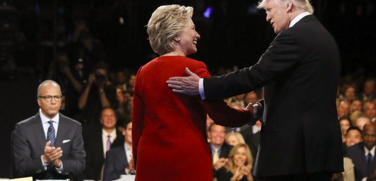 LIVE BLOG: Clinton, Trump face off in final debate