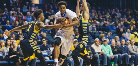 Men's basketball learns 2017 conference schedule