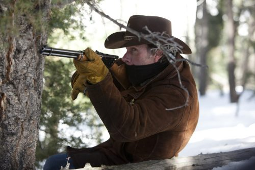 "Originally airing on A&E for three seasons, ""Longmire"" was picked up and renewed by Netflix in its fourth season. The American crime drama series is based on the Walt Longmire Mysteries series by author Craig Johnson. (Photo courtesy of Netflix)"