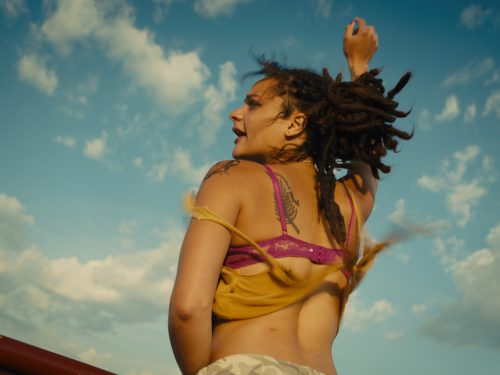 """American Honey"" tells the story of a teenage girl who runs away from her home. (Photo courtesy of A24)"