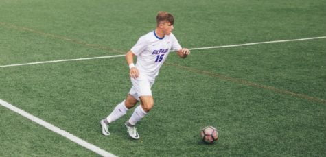 Men's soccer falls 2-1 to Providence