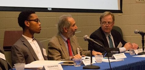 Free speech panel debate First Amendment