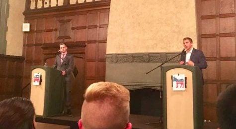 College Dems, GOP debate at DePaul