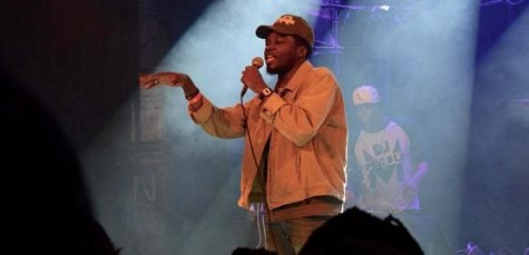 DePaul rapper opens for artist, Dreezy