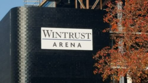 Exterior: Wintrust Arena Becomes Official Name For DePaul Basketball