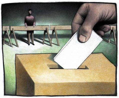 An unjust punishment: Felony disenfranchisement limits citizens' rights