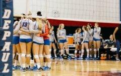 Marie Zidek takes over DePaul's volleyball program