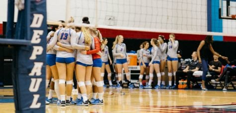 Blue demon rundown: women's volleyball