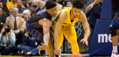 Men's basketball crushed at Marquette