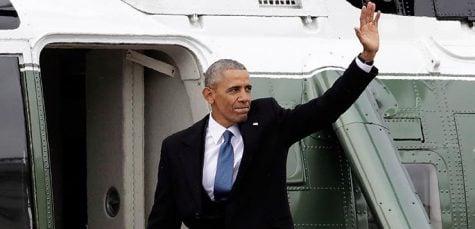 Obama presidency ends strong