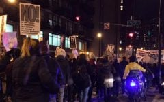 Trump's immigration orders spark protests nationwide
