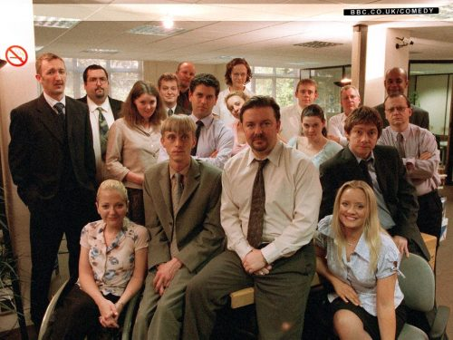 The Office Uk Cast The Office 28uk 29