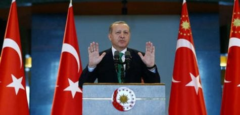 Turkish leader seeks executive powers