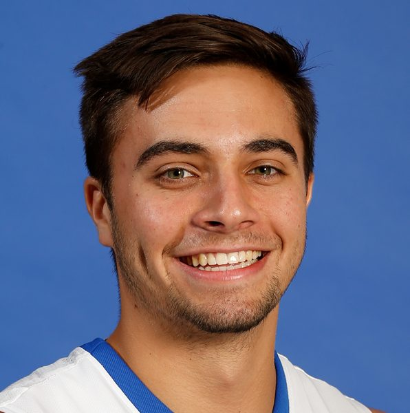 Max Strus has averaged 23.5 over the last two games. (Photo Courtesy of DePaul Athletics)