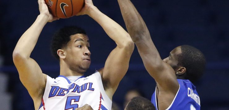 Seton Hall holds off DePaul men's basketball 82-79