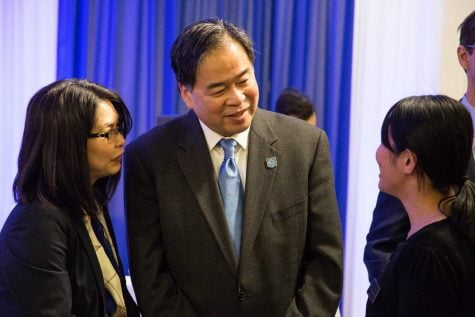 DePaul University announces A. Gabriel Esteban as new, first lay president