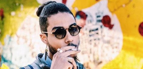 Hip-hop artist looks to avoid commercialism in music