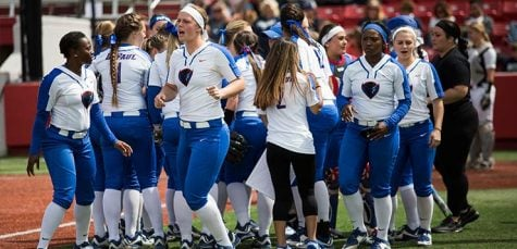 Megan Leyva of DePaul softball adjusts to collegiate level