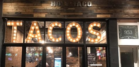 Let's taco 'bout tacos: new taqueria opens near campus