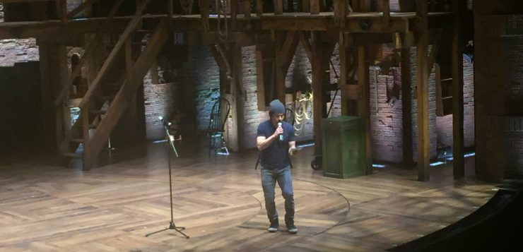 "CPS students get shot to see ""Hamilton"""