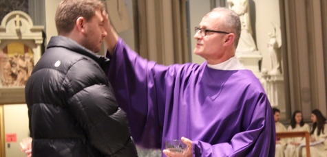 DePaul hosts Spanish Mass, a first for Ash Wednesday