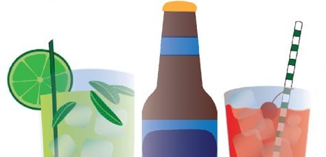 Required alcohol education programs educate college students on risks of binge drinking