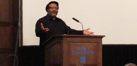 Lecture on neo-facism dissects power, privilege and U.S. politics