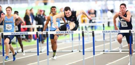 Men's track and field looks to replicate indoor success