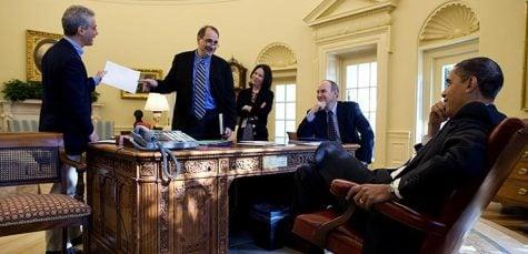Obama advisor David Axelrod on significance of political involvement