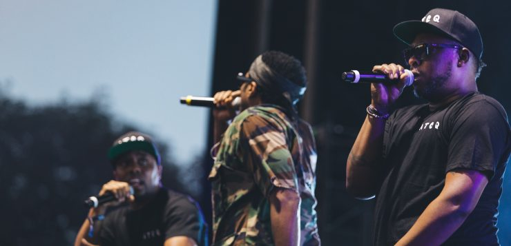 Vince Staples, A Tribe Called Quest and more: highlights from days 1 and 2 of Pitchfork Music Festival