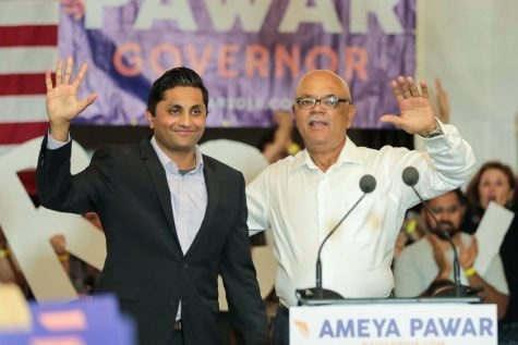 Pawar announces Cairo mayor as lieutenant governor running mate