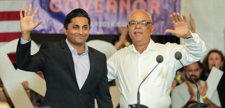 Pawar announces Cairo mayor as lieutenant governor running mate