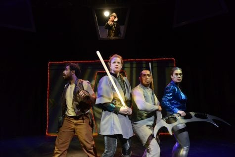 "Theatre Wit's ""ENGAGE: A Choose Your Own Sci-Fight Adventure"""