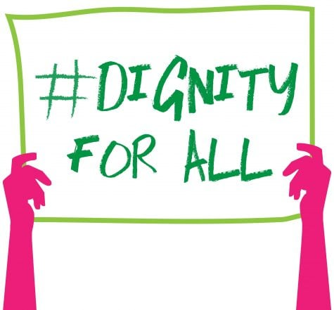 DePaul dignity rally fails to produce calls to action
