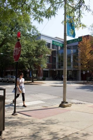 DePaul's plan for a 'Living Street' on life support