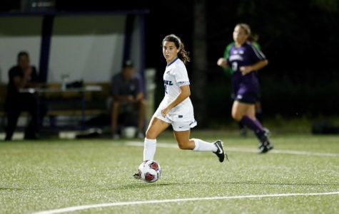 Women's soccer aims for first place finish in Big East